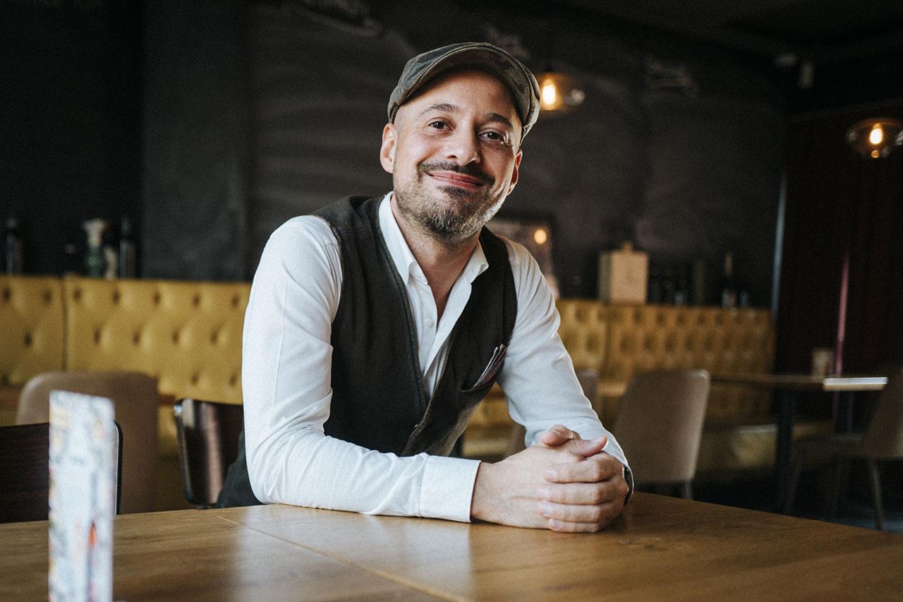 Fabio Conforti Geschäftsführer von Trattoria Momo